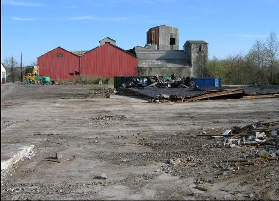 Shed Demolition Project : Central chemical hagerstown superfund site profile