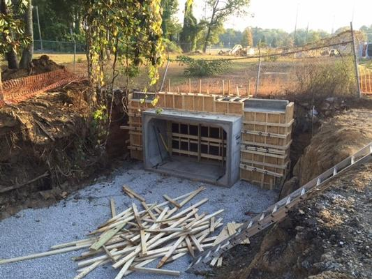 7th Avenue Ditch Remediation continued
