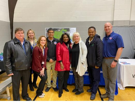 EPA attends Congresswoman Sewell's town-hall meeting on February 20 2020