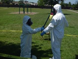 35th Ave EPA participates in Environmental Education Summer Camps at Hudson Elementary