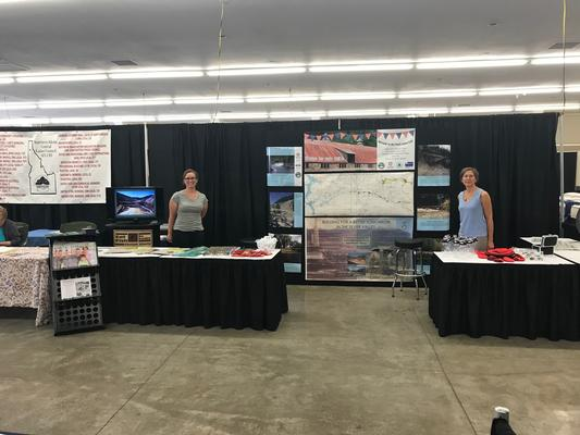 EPA, IDEQ, and PHD host a booth each summer at the North Idaho Fair. Come visit us to learn about the CDA Basin Cleanup.