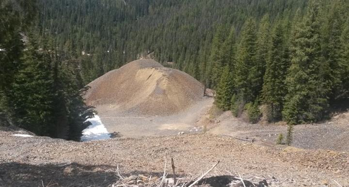 Cleaning up the Tamarack Complex will greatly reduce the amount of metals getting into East Fork Ninemile Creek.