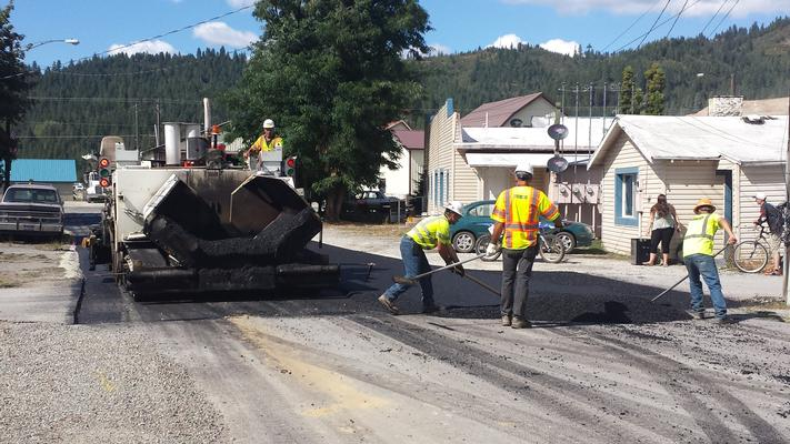 Newly paved roads protect people from contaminants underneath. To date, over 30 miles of road has been rebuilt or repaved.