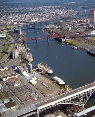 Portland Harbor Superfund Site, River Mile 11 East